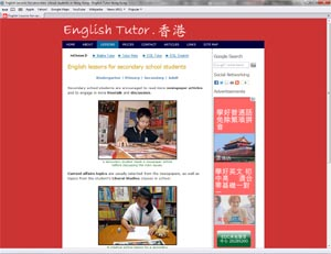 English Tutor Hong Kong